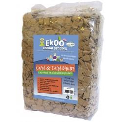 Ekoo Card & Card bruin 30 liter