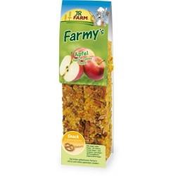 JR Farm Knaagstick appel 2st